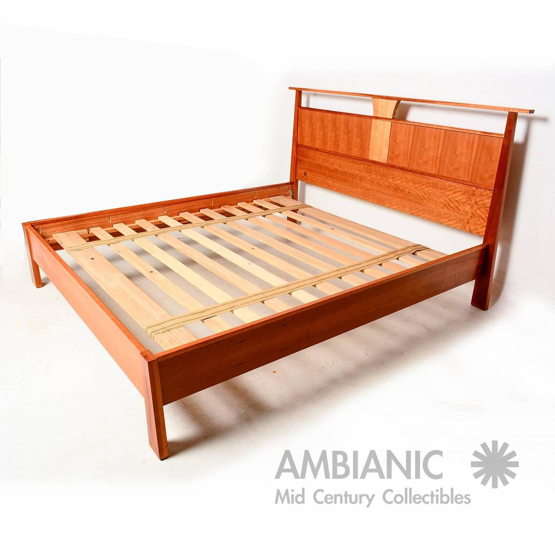 Cal King Bed Frames For Sale New California King  : WoodCastleKingBedFrame1z from www.honansantiques.com size 1500 x 1500 jpeg 131kB