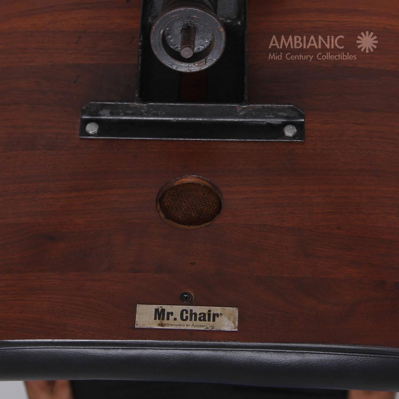 Mid Century Modern George Mulhauser Mr Chair For Plycraft