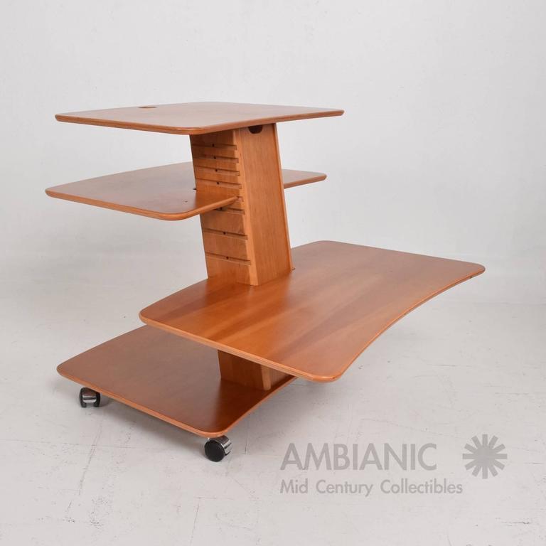Scandinavian Modern Mid-Century Danish Modern Aksel Kjesgaard Book Stand Table Desk For Sale