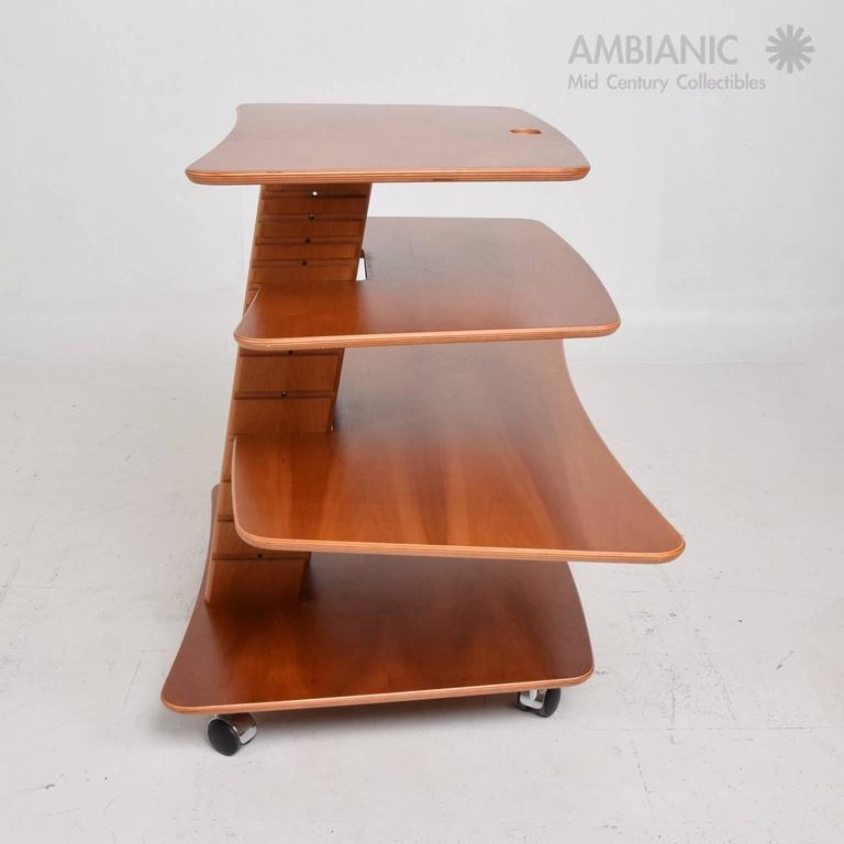 Mid-Century Danish Modern Aksel Kjesgaard Book Stand Table Desk In Good Condition For Sale In National City, CA