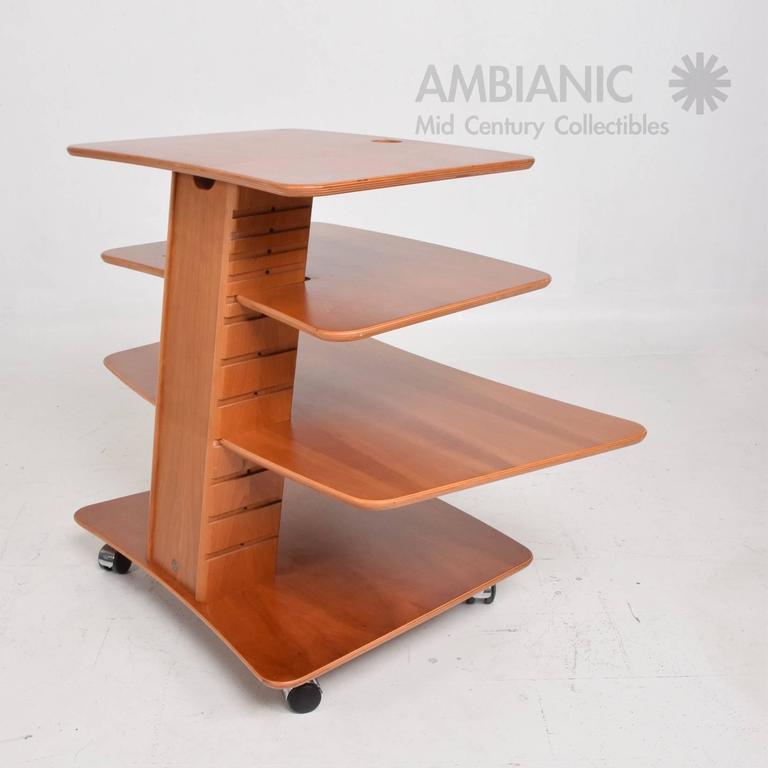 Mid-Century Danish Modern Aksel Kjesgaard Book Stand Table Desk For Sale 1