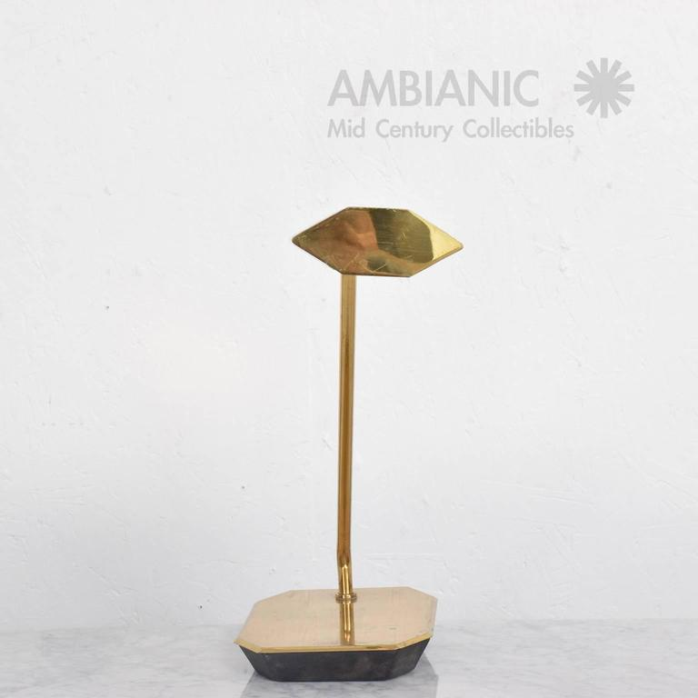 Mid-Century Modern Anthony Howard for Koch & Lowy Brass Desk Table Lamp 2