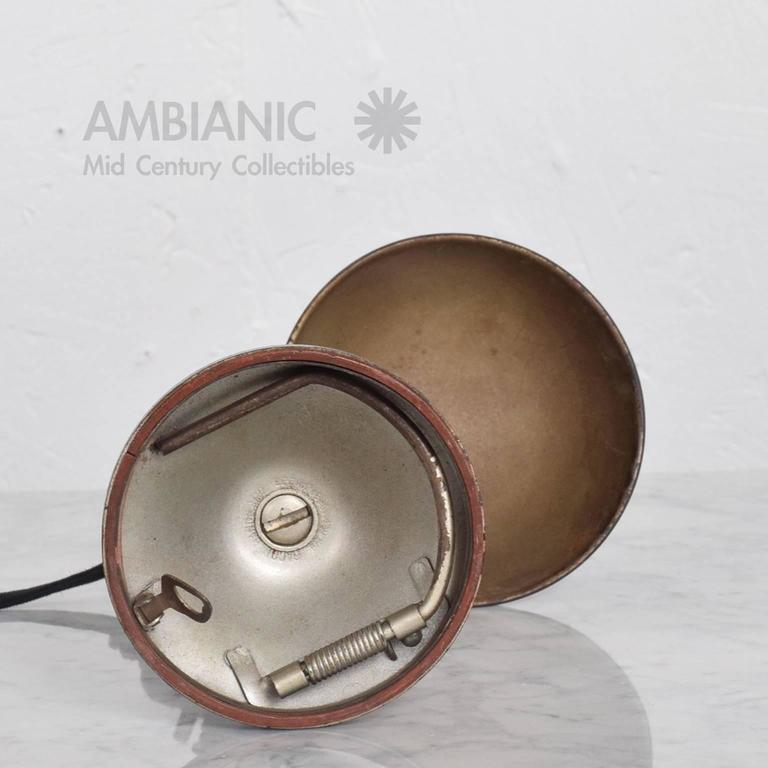Mid-20th Century Industrial Desk or Wall Sconce Lamp, Mid-Century Period For Sale