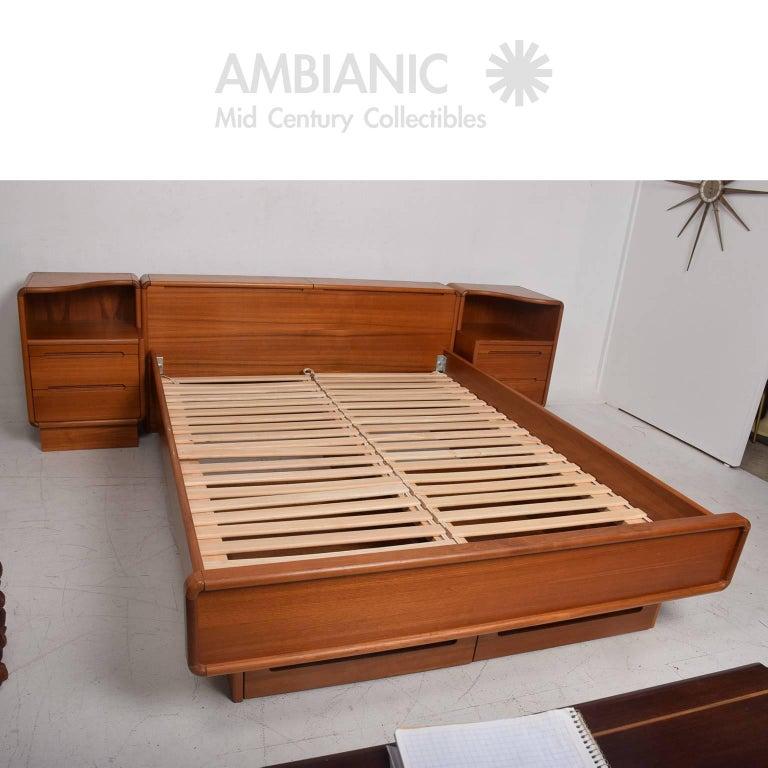 Danish teak bedroom furniture for Danish teak bedroom furniture