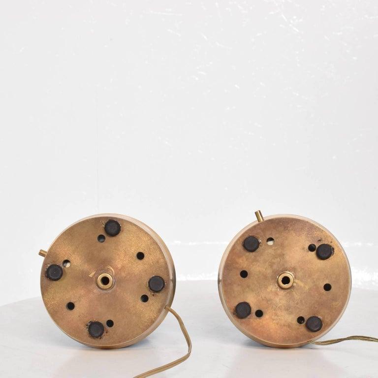 Angelo Lelli Table Lamps for Arredoluce, Midcentury Italian Modern For Sale 1
