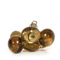 Mid Century Modern Decorative Hanging Glass Beads