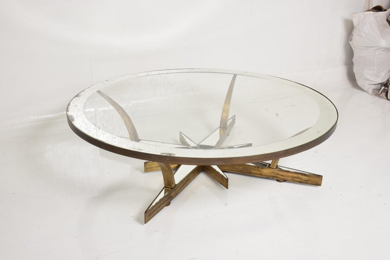 For Your Consideration A Mid Century Modern Start Coffee Tail Table Attributed To