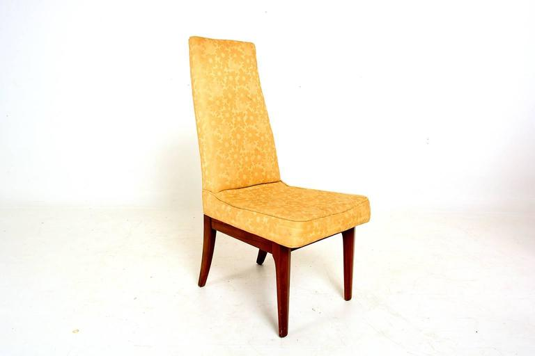 Mid-Century Modern Cal-Mode Dining Chairs, Monteverdi & Young For Sale
