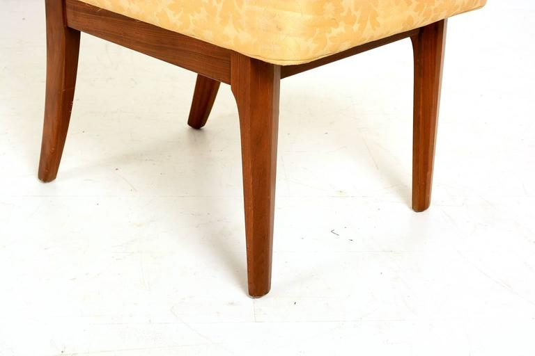 Cal-Mode Dining Chairs, Monteverdi & Young In Excellent Condition For Sale In National City, CA