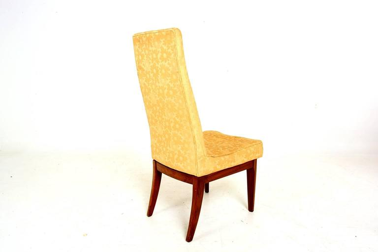 American Cal-Mode Dining Chairs, Monteverdi & Young For Sale