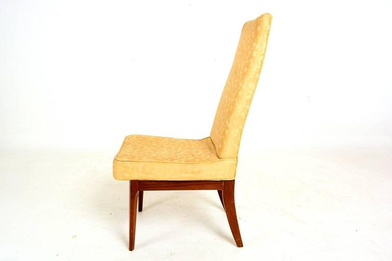 Mid-20th Century Cal-Mode Dining Chairs, Monteverdi & Young For Sale