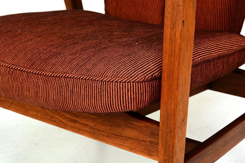 Gunlocke Side Armchair For Sale at 1stdibs