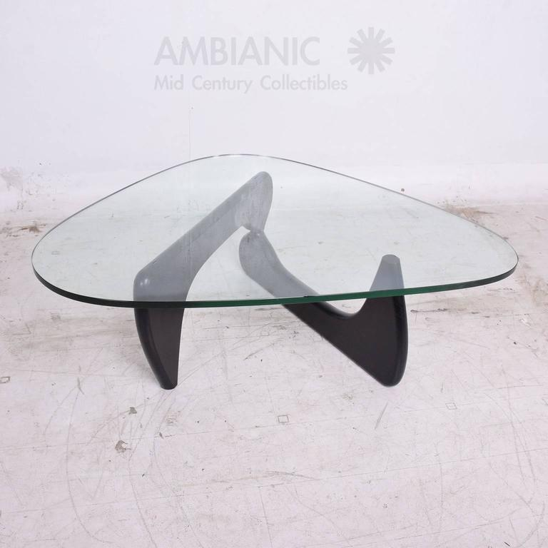 Mid-Century Modern Coffee Table After Isamo Noguchi At 1stdibs