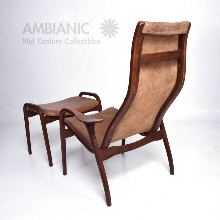 Lamino Chair by Swedese by Yngve Ekstrom Mid Century Danish Modern at 1stdibs