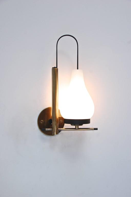 Contemporary Italian Wall Sconces : Mid-Century Modern Italian Sconces at 1stdibs