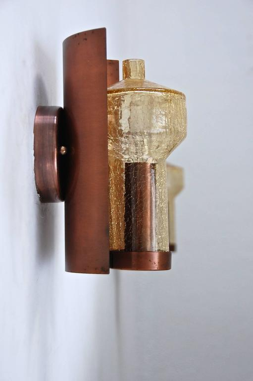 Six Kaiser Leuchten Sconces from Germany For Sale 4