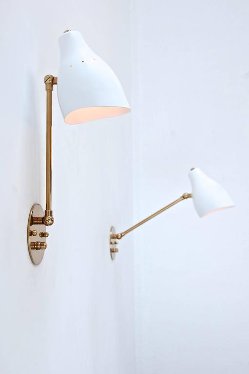 "Lumfardo Luread ""F"" Sconces by Lumfardo Luminaires 5"