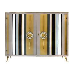 Murano Glass Sideboard