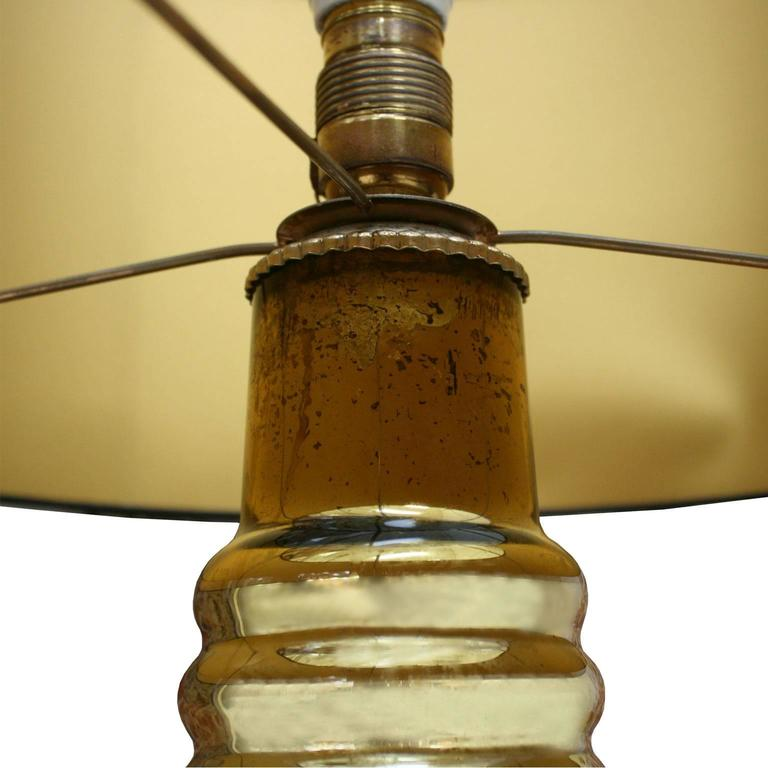 Swedish Pair of Table Lamps by Johansfors For Sale