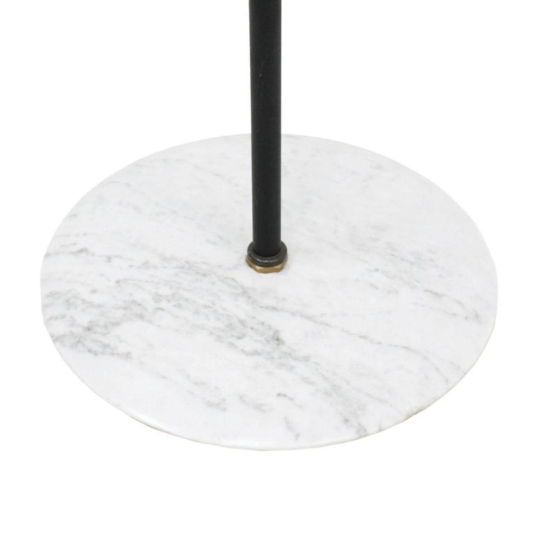 Metal Floor Lamp Designed by Stilnovo For Sale