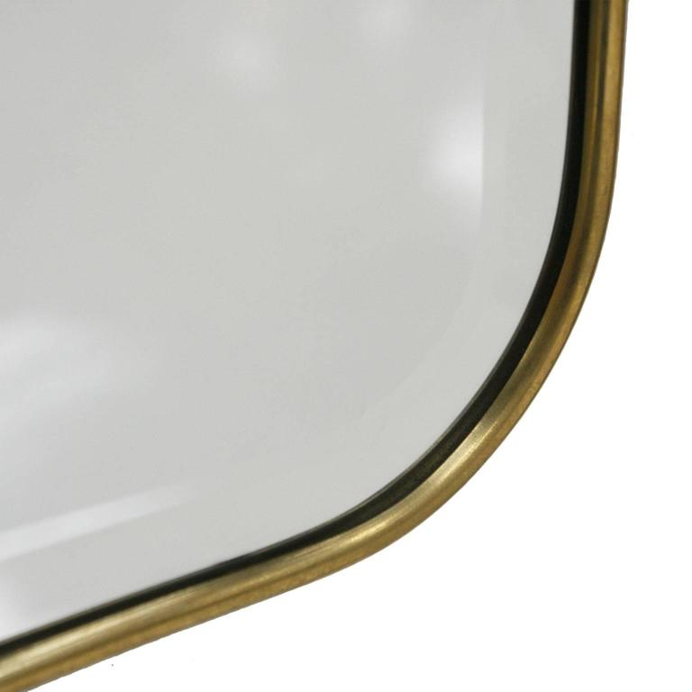 Pair of Mirrors in Style of Gio Ponti 4
