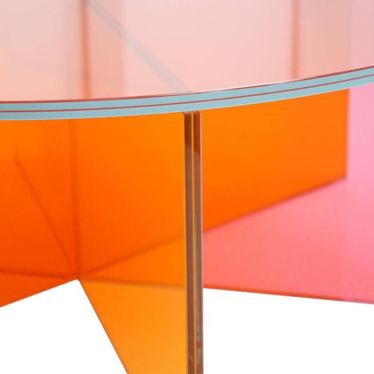 "Table ""XXX"" Designed by Johanna Grawunder in 2009 and Edited by Glas Italia 3"