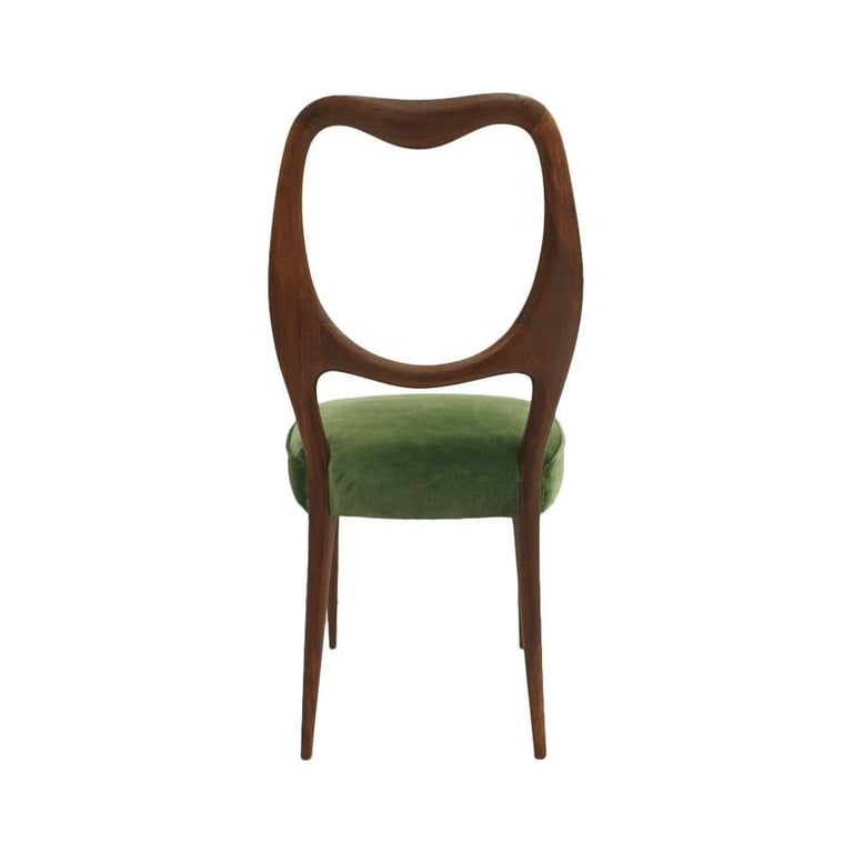 Set of Eight Chairs Designed by Osvaldo Borsani 6