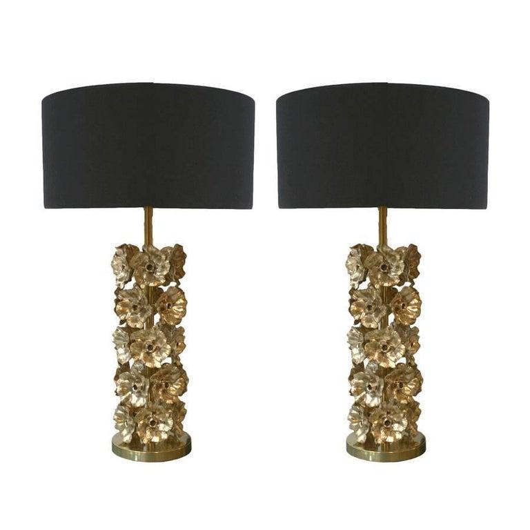 Pair of Italian Table Lamps 1