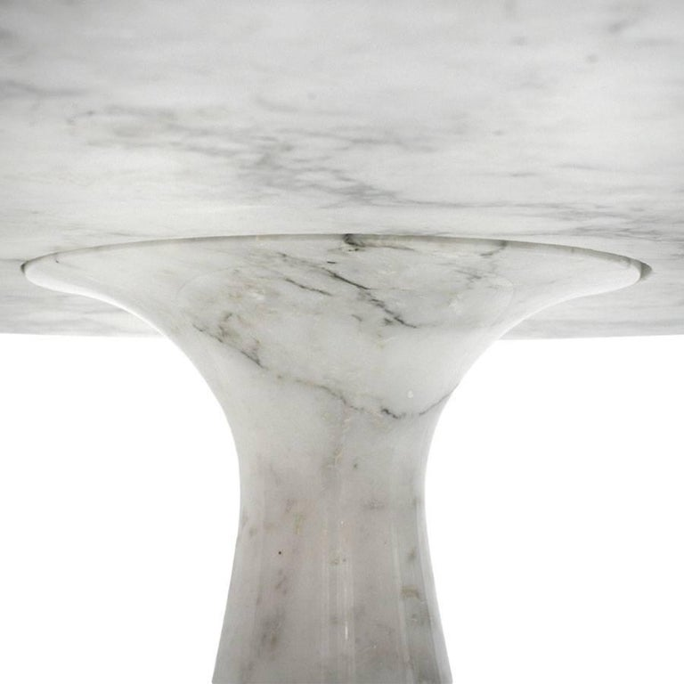 "Dining Table Mod. ""M1"" Designed by Angelo Mangiarotti 3"