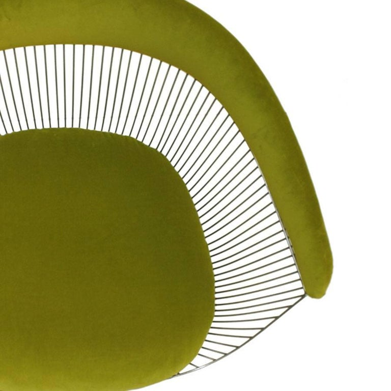 Mid-20th Century Set of two Chairs Designed by Warren Platner and Edited by Knoll For Sale