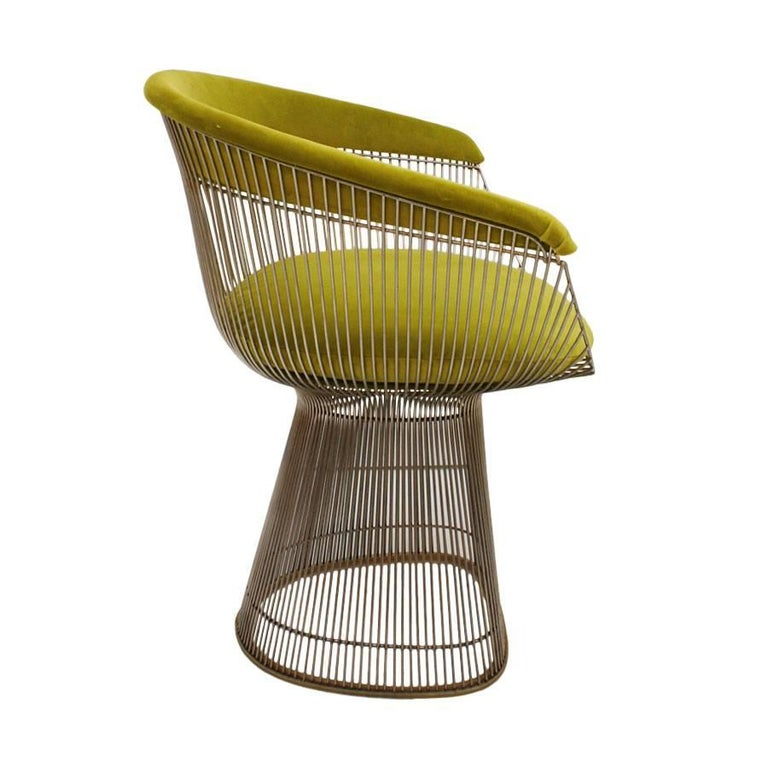 Set of Four Chairs Designed by Warren Platner and Edited by Knoll 4
