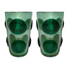 Pair of Vases Designed by Costantini