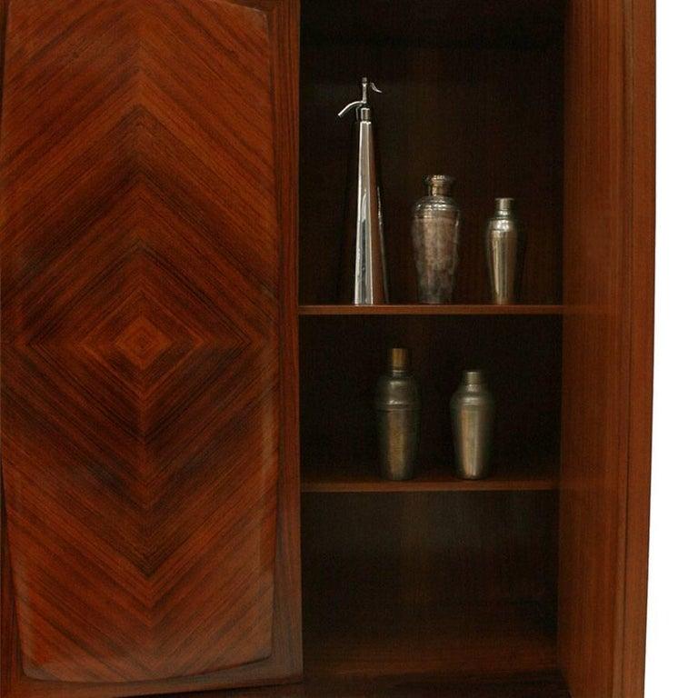 Dry Bar Cabinet 4
