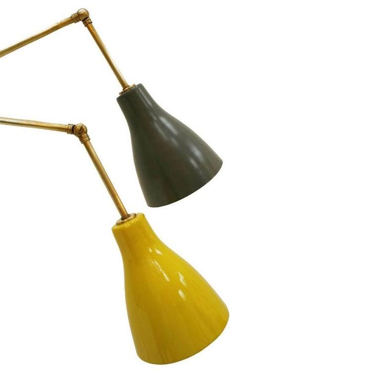 Mid-20th Century Italian Floor Lamp For Sale