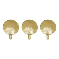 Set of Three Sconces Designed by Hans-Agne Jakobsson for AB Markaryd