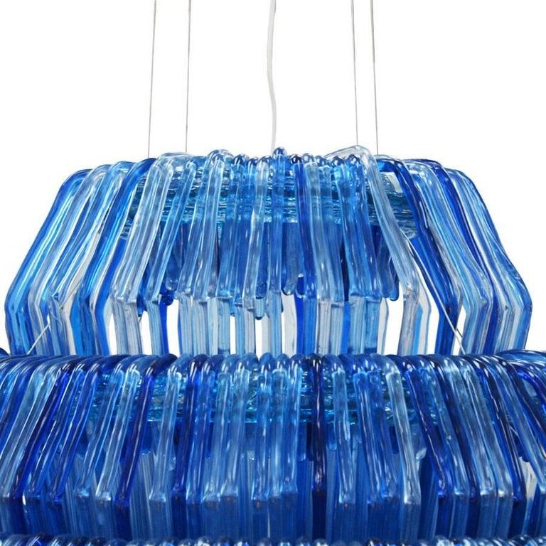 Italian Suspension Lamp Designed by Jacopo Foggini For Sale