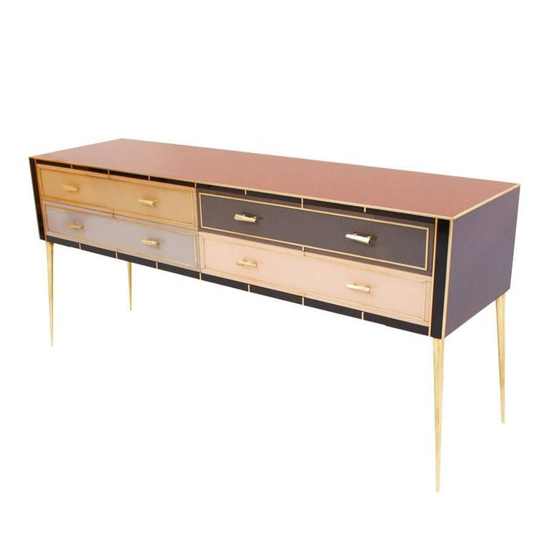 Italian Sideboard In Excellent Condition For Sale In Madrid, ES