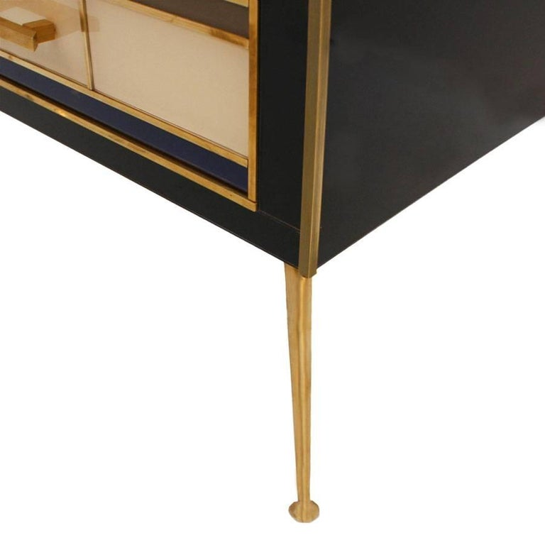 Pair of Italian Night Stands For Sale 1