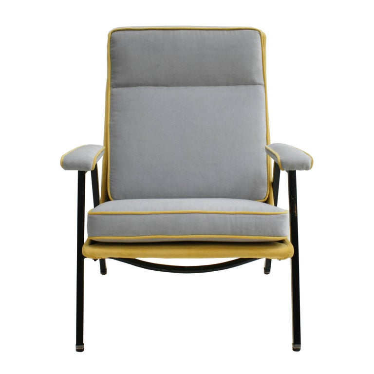 Armchair Designed by Pierre Guariche, France, 1950 For Sale