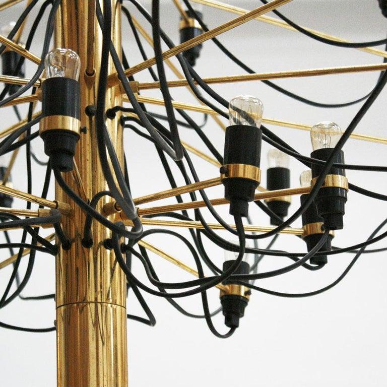 Mid-20th Century Gino Sarfatti Pendant Lamp Model