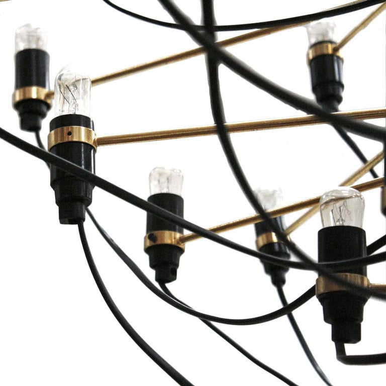 Gino Sarfatti Pendant Lamp Model