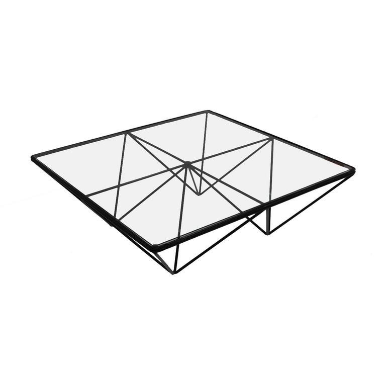 Italian Paolo Piva Centre Table For Sale