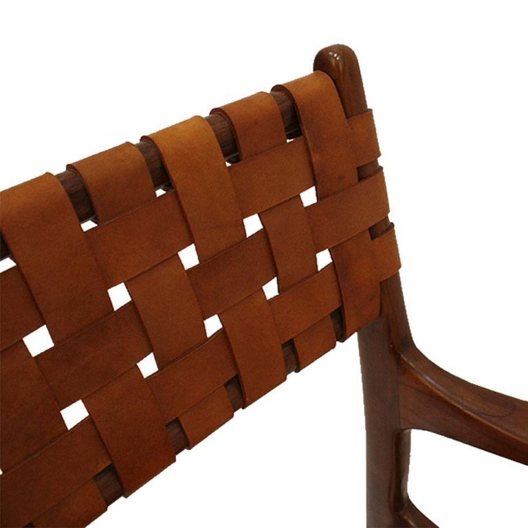 Set of Eight Chairs Designed by Jens Risom 7