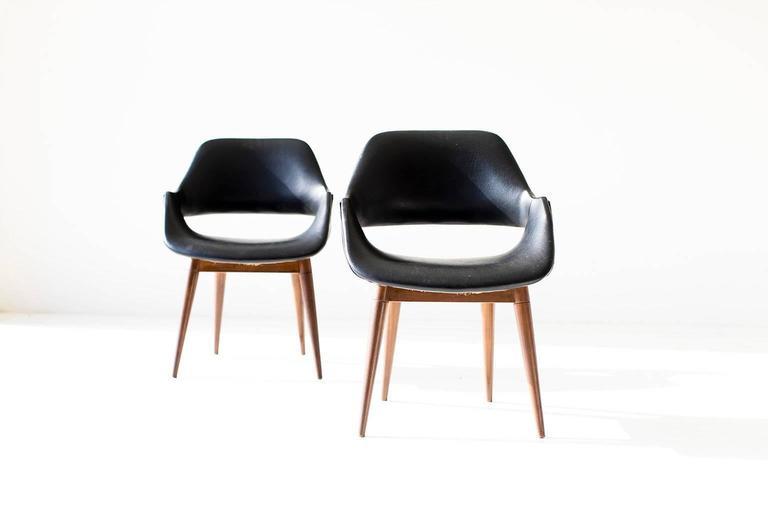 Arthur Umanoff Chairs For Madison Furniture At 1stdibs