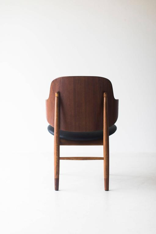 Ib Kofod-Larsen Chair for Christensen & Larsen In Excellent Condition For Sale In Oak Harbor, OH