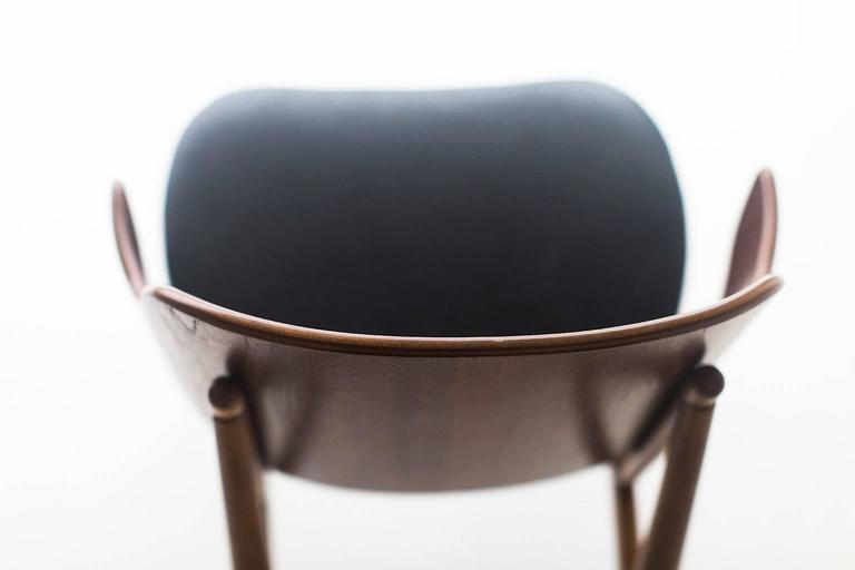 Danish Ib Kofod-Larsen Chair for Christensen & Larsen For Sale