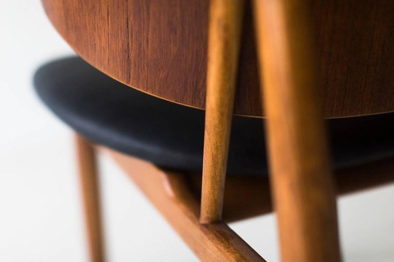 Ib Kofod-Larsen Chair for Christensen & Larsen For Sale 1