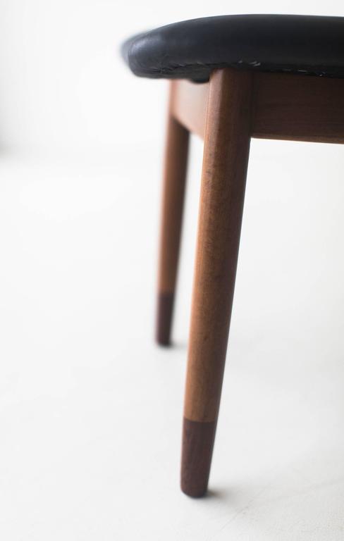 Mid-20th Century Ib Kofod-Larsen Chair for Christensen & Larsen For Sale