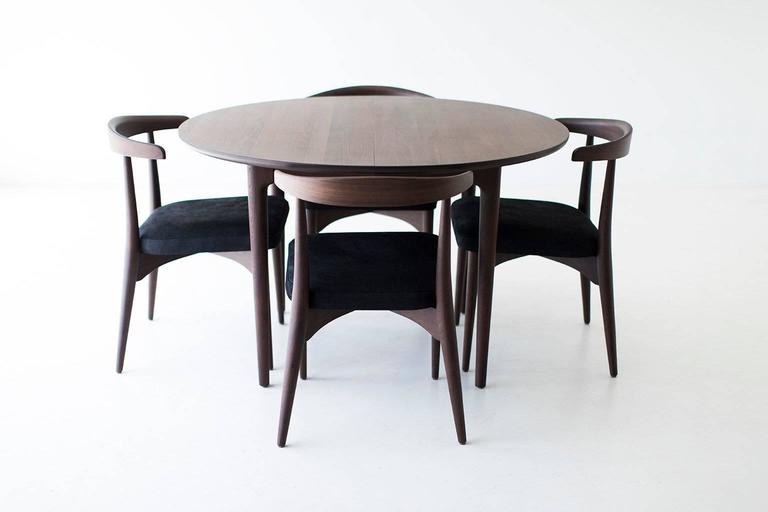 Lawrence Peabody Dining Side Chair P-1709 Craft Associates Furniture In Excellent Condition For Sale In Oak Harbor, OH