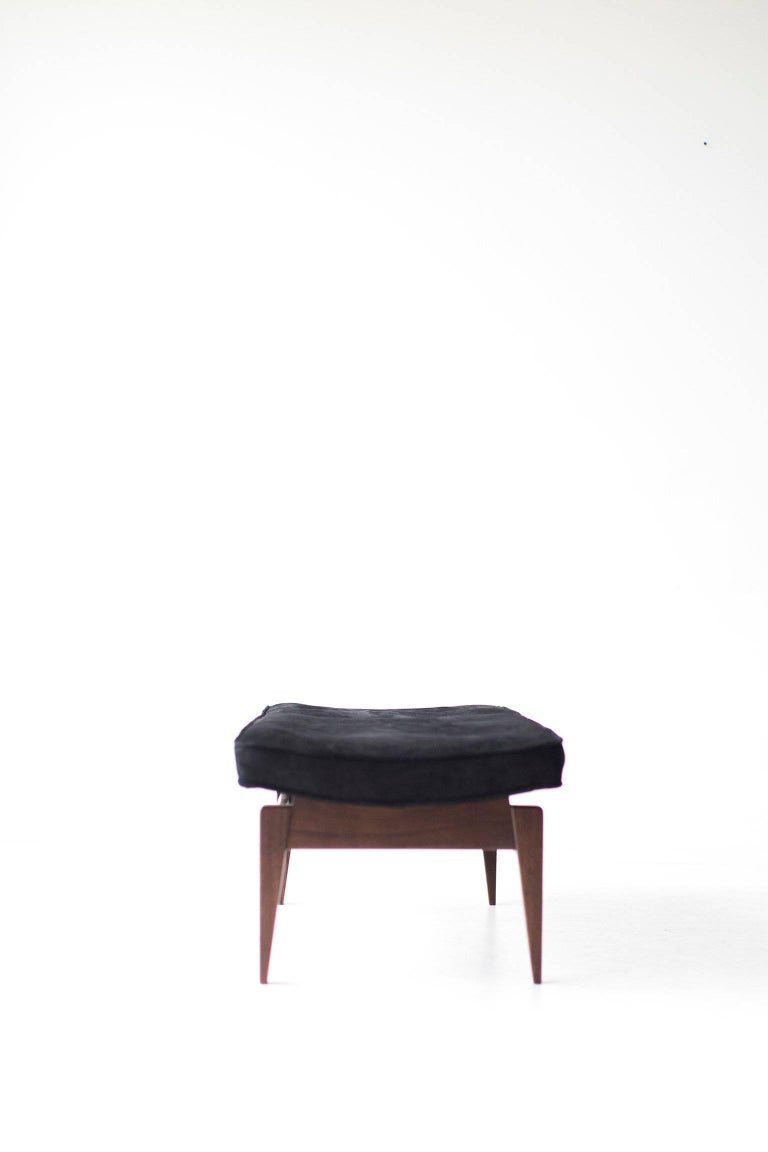 Jens Risom Bench for Risom Design Inc. For Sale 1